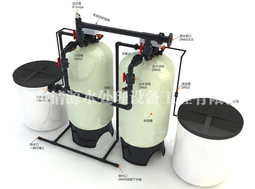 烟台污水处理设备厂