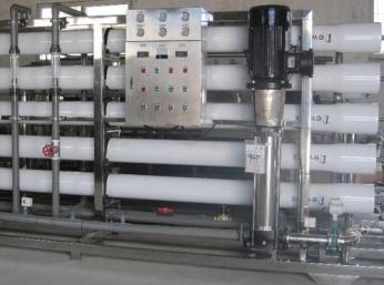 RO反渗透纯净水设备